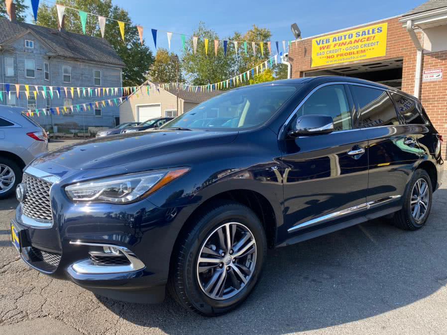 Used INFINITI QX60 AWD 2017 | VEB Auto Sales. Hartford, Connecticut