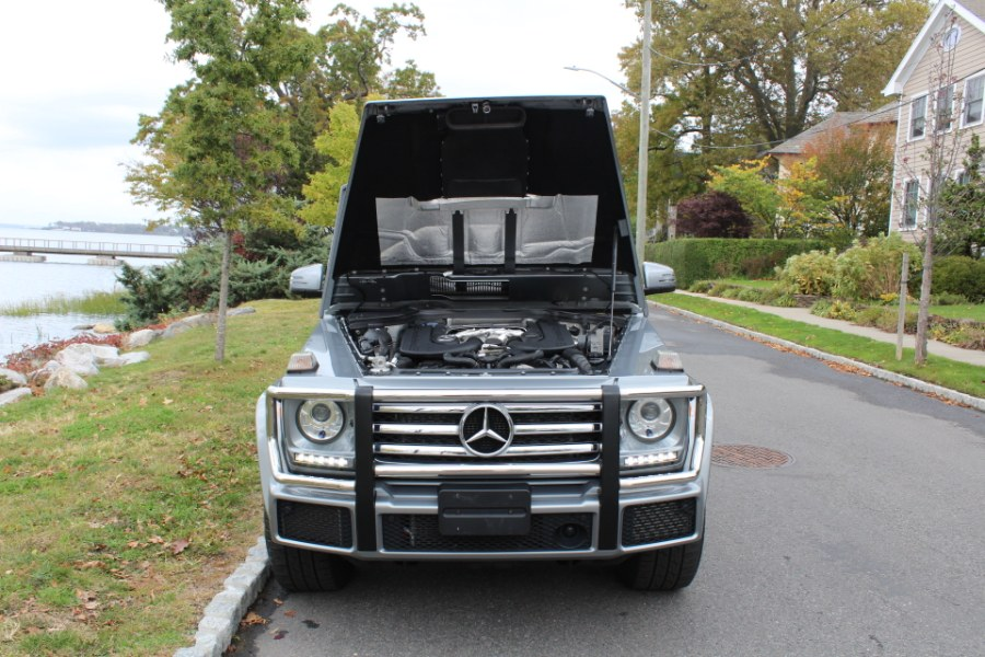2016 Mercedes-Benz G-Class 4MATIC 4dr G 550, available for sale in Great Neck, NY
