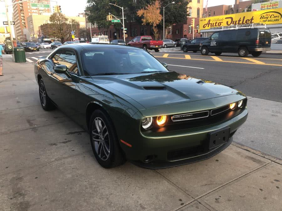 Used 2019 Dodge Challenger in Jamaica, New York | Sylhet Motors Inc.. Jamaica, New York