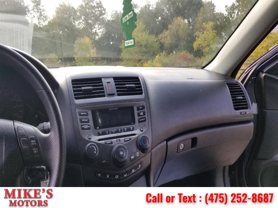 Used Honda Accord Cpe LX AT 2005 | Mike's Motors LLC. Stratford, Connecticut
