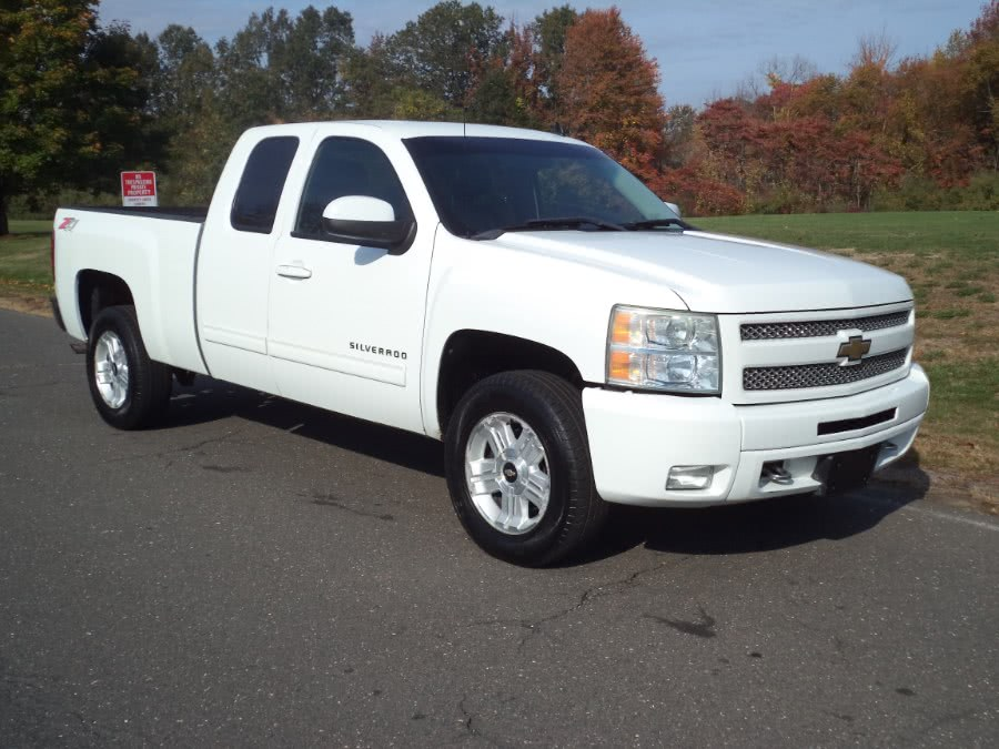 "Used Chevrolet Silverado 1500 4WD Ext Cab 143.5"" LTZ 2010 