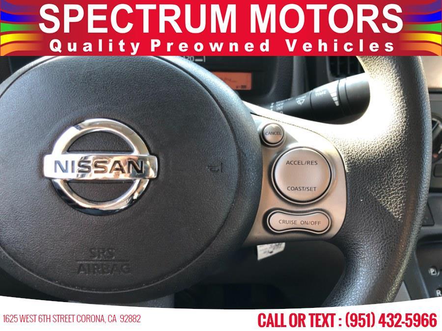Used Nissan NV200 I4 SV 2013 | Spectrum Motors. Corona, California