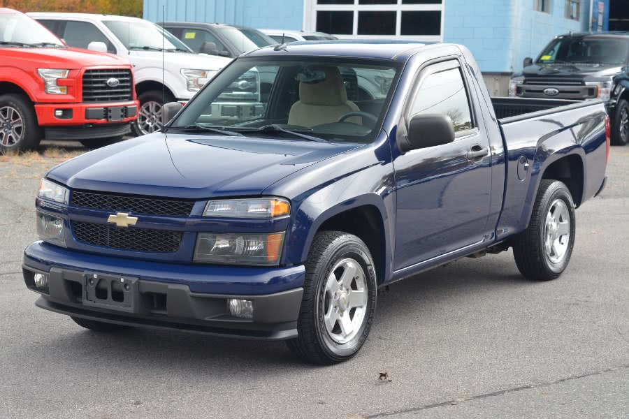 Used 2011 Chevrolet Colorado in Ashland , Massachusetts | New Beginning Auto Service Inc . Ashland , Massachusetts