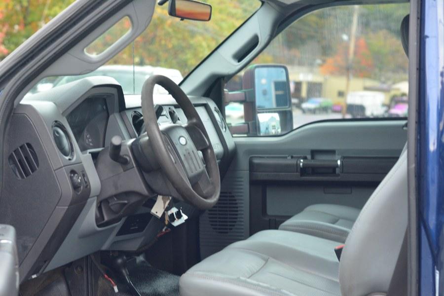 "Used Ford Super Duty F-550 DRW 4WD Reg Cab 141"" WB 60"" CA XLT 2011 | New Beginning Auto Service Inc . Ashland , Massachusetts"