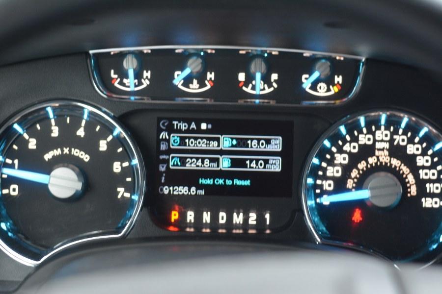 "Used Ford F-150 4WD SuperCrew 145"" Lariat 2014   New Beginning Auto Service Inc . Ashland , Massachusetts"
