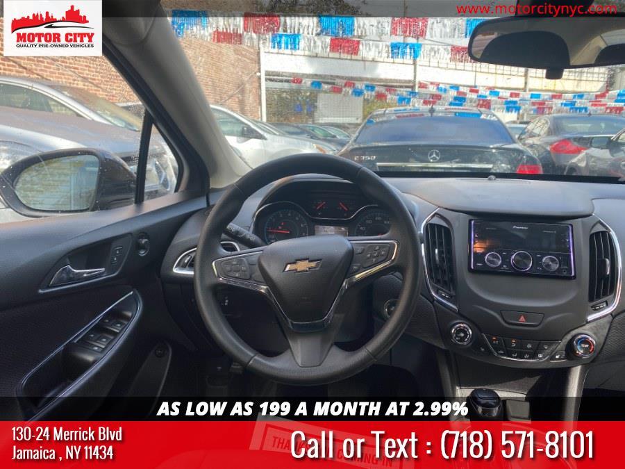 Used Chevrolet Cruze 4dr Sdn Auto LT 2016 | Motor City. Jamaica, New York