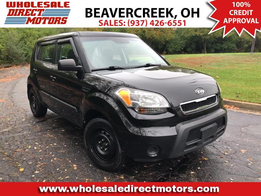 Used Kia Soul 5dr Wgn Man 2011 | Wholesale Direct Motors. Beavercreek, Ohio