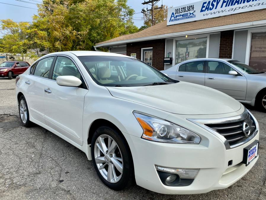 Used Nissan Altima 4dr Sdn I4 2.5 S 2015 | Apex  Automotive. Waterbury, Connecticut