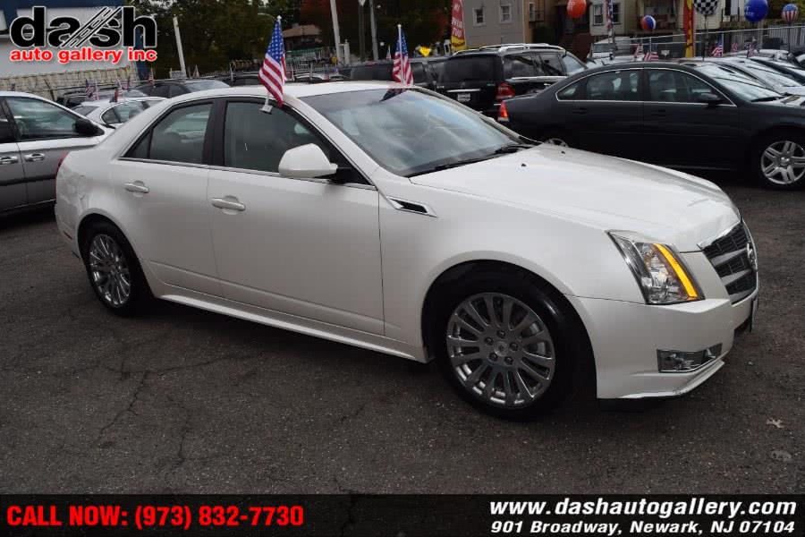 Used Cadillac CTS Sedan 4dr Sdn 3.6L Premium AWD 2011 | Dash Auto Gallery Inc.. Newark, New Jersey