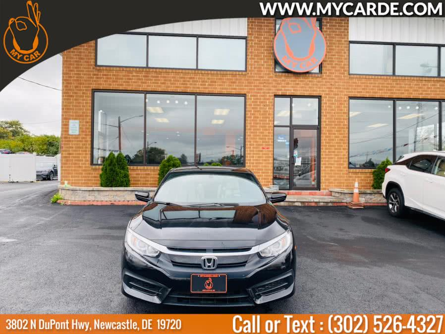 Used 2017 Honda Civic Coupe in Newcastle, Delaware | My Car. Newcastle, Delaware
