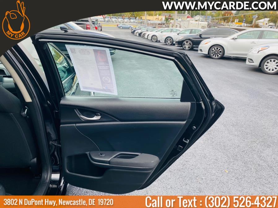 Used Honda Civic Sedan LX CVT 2017   My Car. Newcastle, Delaware