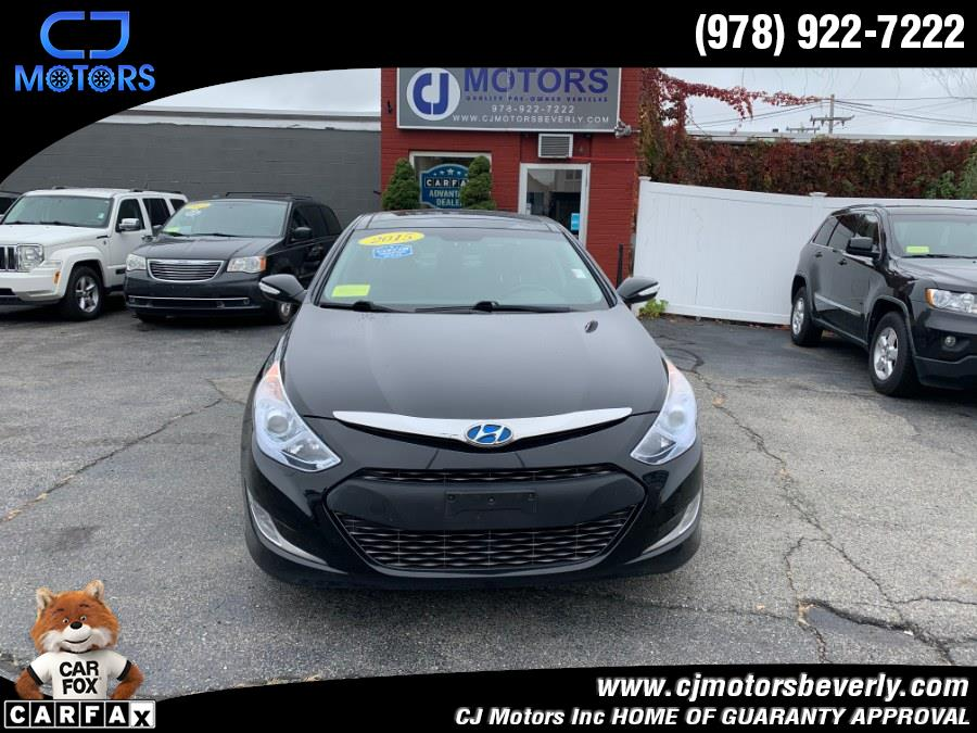 Used Hyundai Sonata Hybrid 4dr Sdn Limited 2015 | CJ Motors Inc. Beverly, Massachusetts