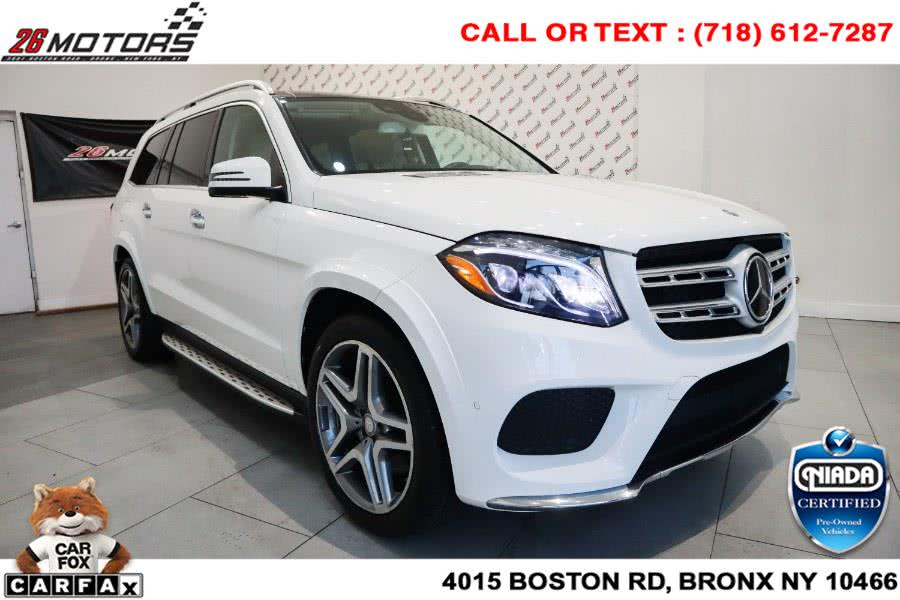 Used Mercedes-Benz GLS ///AMG Package GLS 550 4MATIC SUV 2017   26 Motors Corp. Bronx, New York