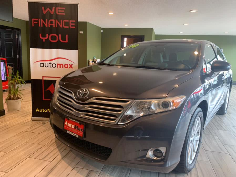 Used 2010 Toyota Venza in West Hartford, Connecticut | AutoMax. West Hartford, Connecticut