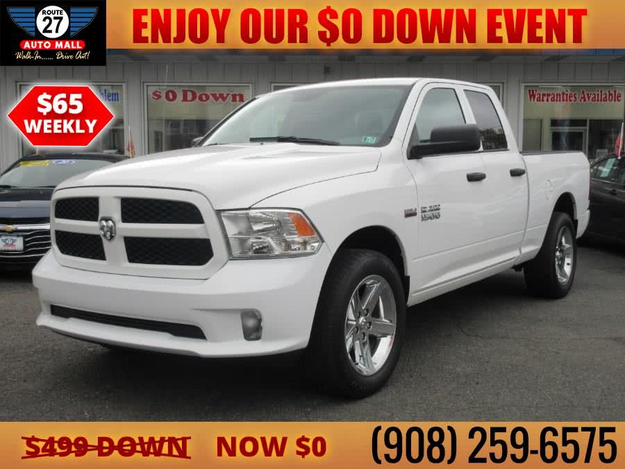 Used 2017 Ram 1500 in Linden, New Jersey | Route 27 Auto Mall. Linden, New Jersey
