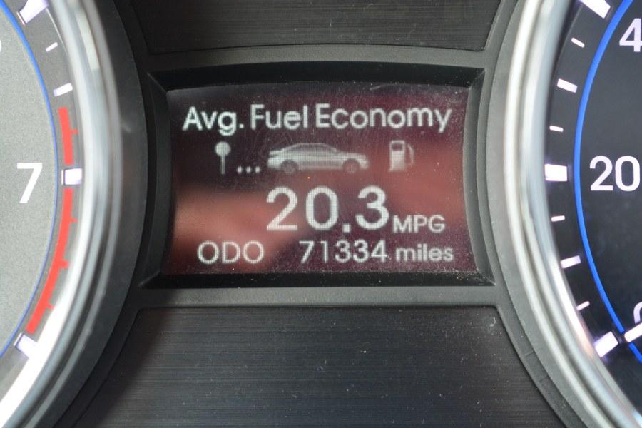 Used Hyundai Sonata 4dr Sdn 2.4L Auto GLS 2014   Longmeadow Motor Cars. ENFIELD, Connecticut