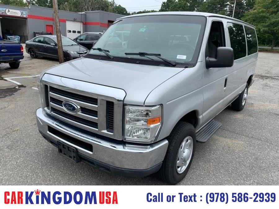 Used Ford Econoline Wagon E-350 Super Duty XLT 2010 | Car Kingdom USA. Lawrence, Massachusetts
