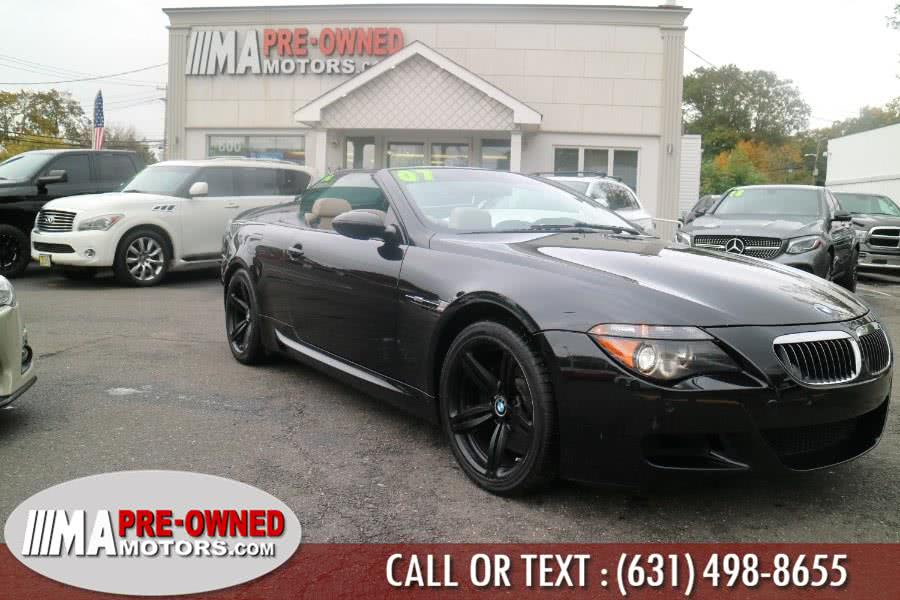 Used 2007 BMW M6 in Huntington, New York | M & A Motors. Huntington, New York