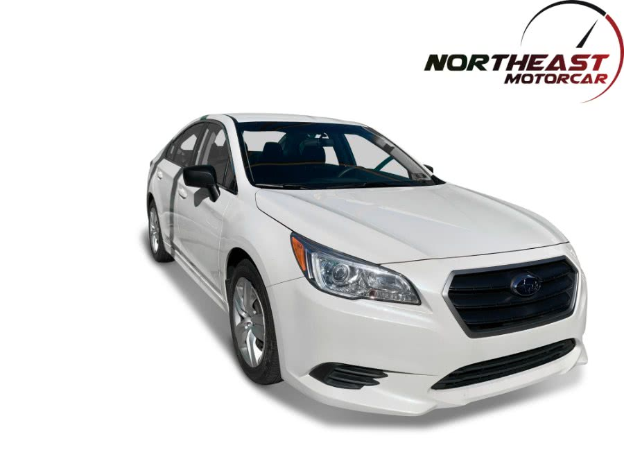 Used Subaru Legacy 2.5i 2017 | Northeast Motor Car. Hamden, Connecticut