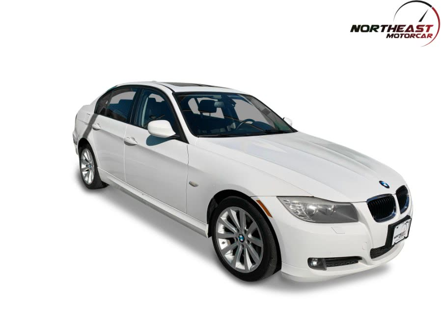 Used BMW 3 Series 4dr Sdn 328i xDrive AWD SULEV 2011 | Northeast Motor Car. Hamden, Connecticut