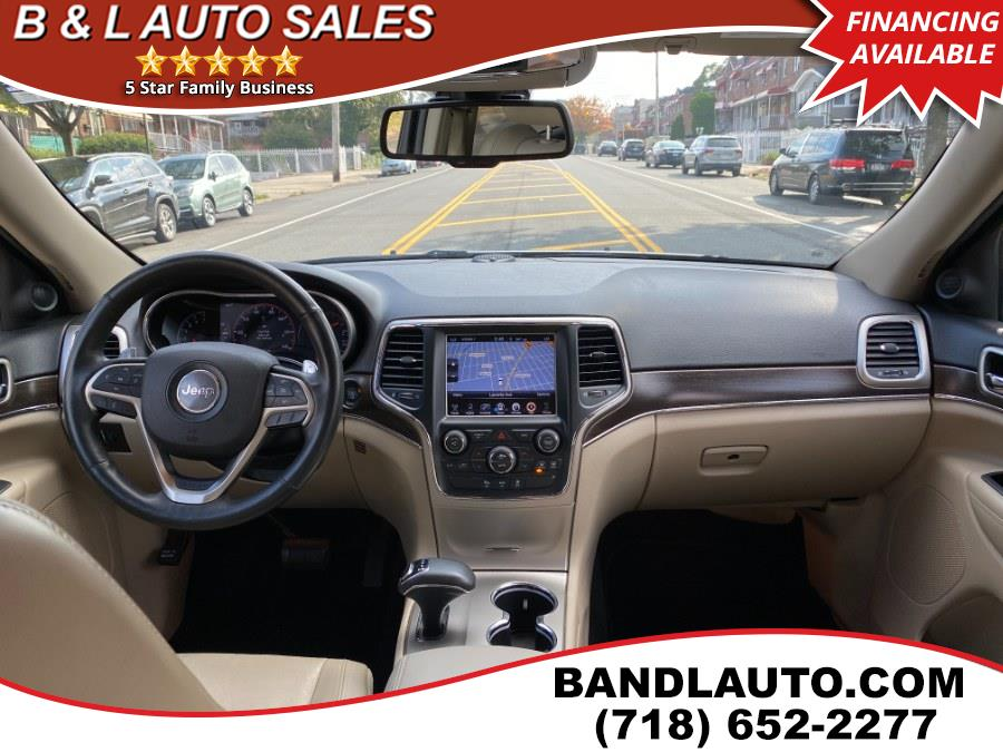 Used Jeep Grand Cherokee 4WD 4dr Limited 2014 | B & L Auto Sales LLC. Bronx, New York