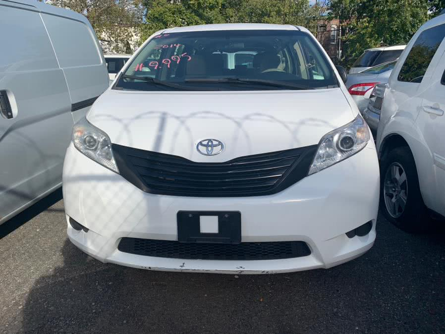 Used 2014 Toyota Sienna in Brooklyn, New York | Atlantic Used Car Sales. Brooklyn, New York