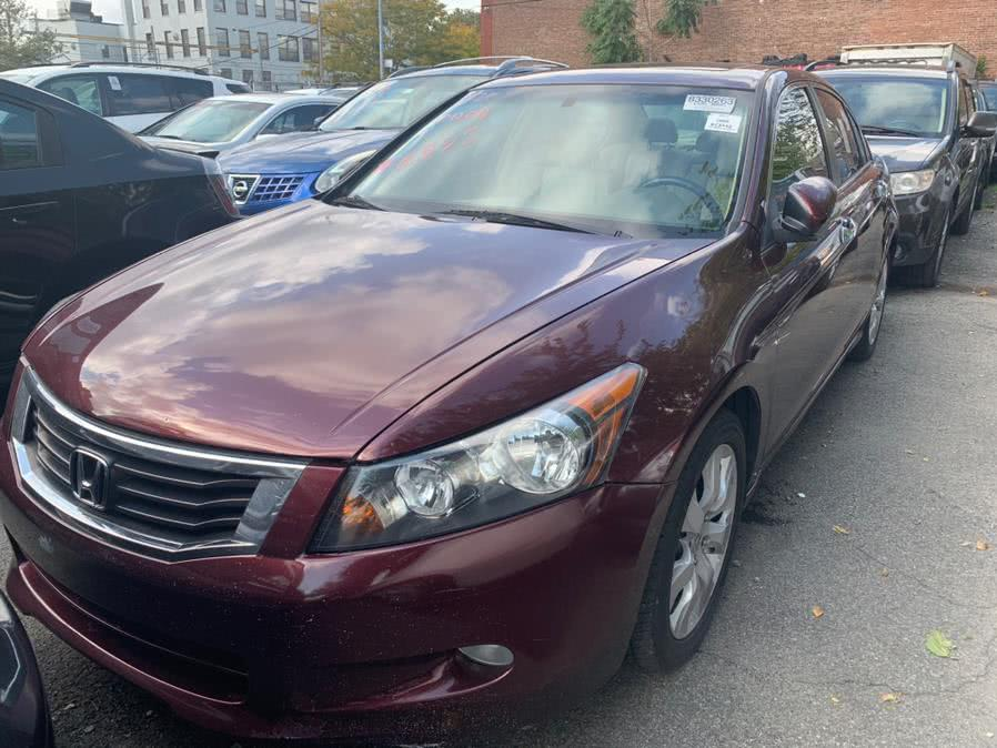 Used 2009 Honda Accord Sdn in Brooklyn, New York | Atlantic Used Car Sales. Brooklyn, New York