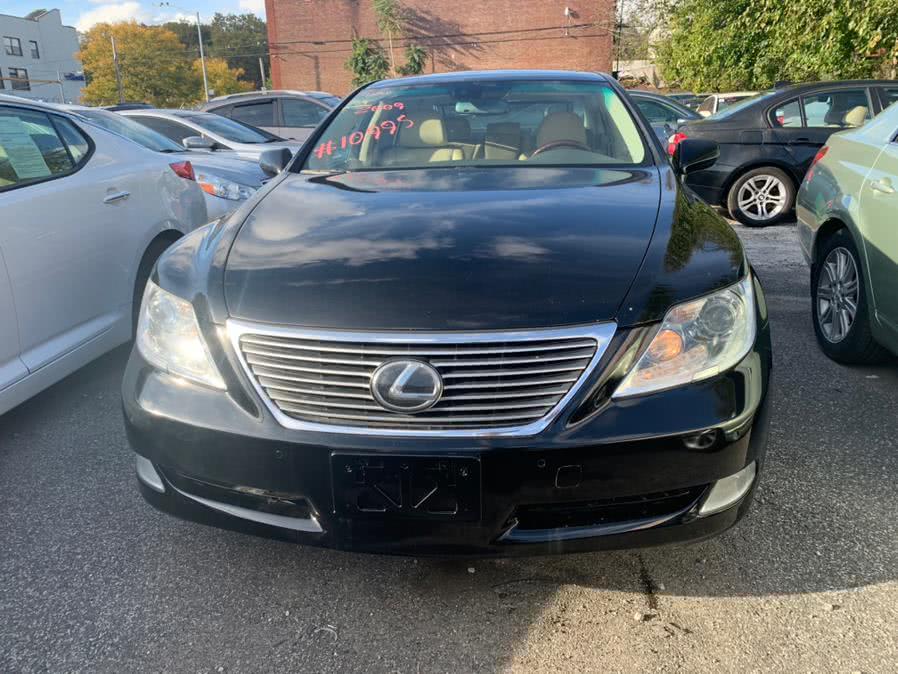 Used Lexus LS 460 4dr Sdn LWB AWD 2009   Atlantic Used Car Sales. Brooklyn, New York