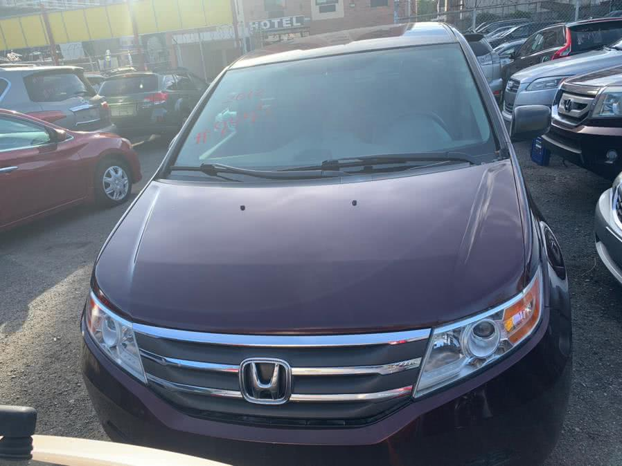 Used 2012 Honda Odyssey in Brooklyn, New York | Atlantic Used Car Sales. Brooklyn, New York