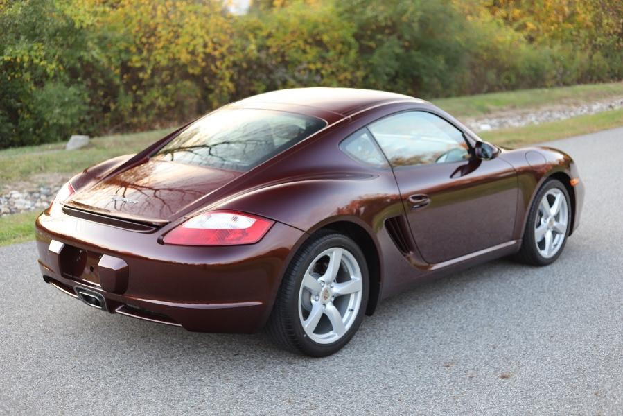 Used Porsche Cayman 2dr Cpe 2007 | Meccanic Shop North Inc. North Salem, New York