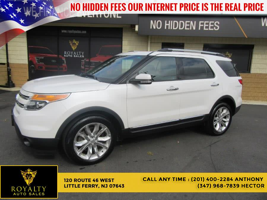 Used 2013 Ford Explorer in Little Ferry, New Jersey | Royalty Auto Sales. Little Ferry, New Jersey