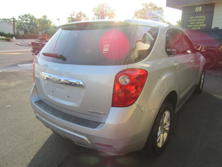 Used Chevrolet Equinox AWD 4dr LS 2011 | Royalty Auto Sales. Little Ferry, New Jersey