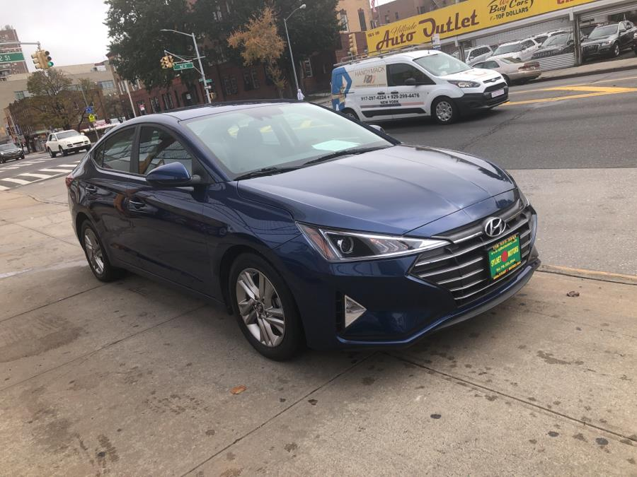 Used 2020 Hyundai Elantra in Jamaica, New York | Sylhet Motors Inc.. Jamaica, New York