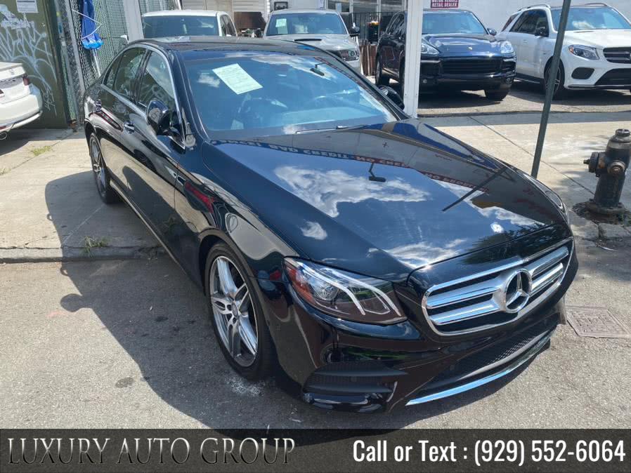 Used 2017 Mercedes-Benz E-Class in Bronx, New York   Luxury Auto Group. Bronx, New York