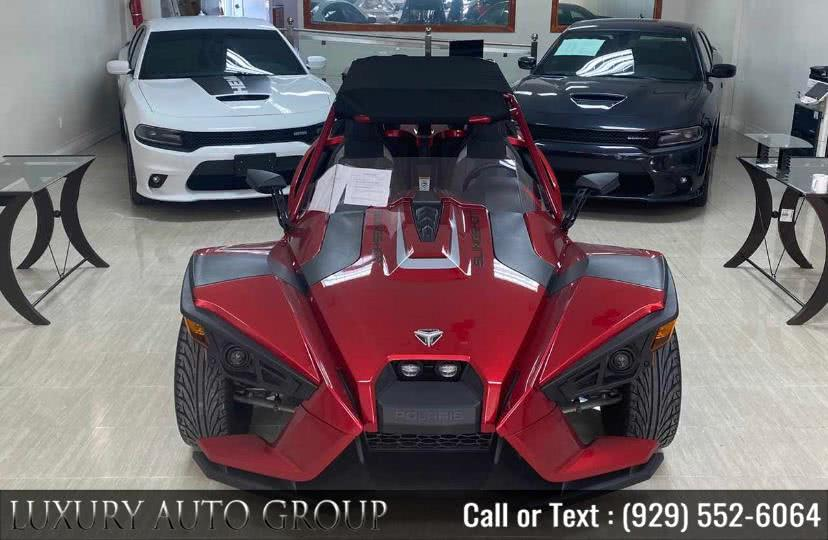 Used 2017 Polaris Slingshot in Bronx, New York | Luxury Auto Group. Bronx, New York