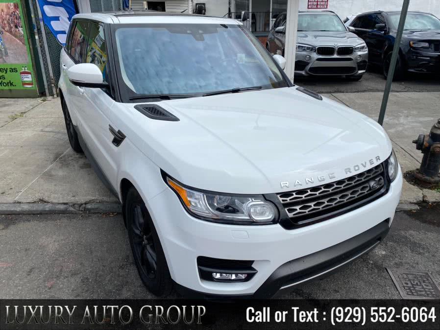 Used 2017 Land Rover Range Rover Sport in Bronx, New York | Luxury Auto Group. Bronx, New York
