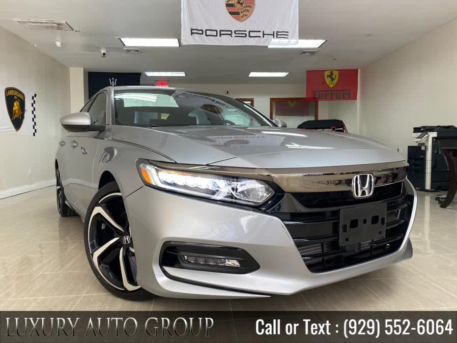 Used Honda Accord Sedan Sport 1.5T CVT 2019 | Luxury Auto Group. Bronx, New York