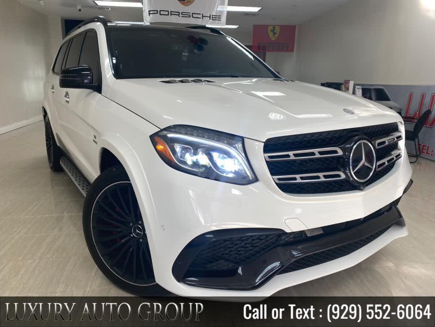 Used 2017 Mercedes-Benz GLS in Bronx, New York | Luxury Auto Group. Bronx, New York