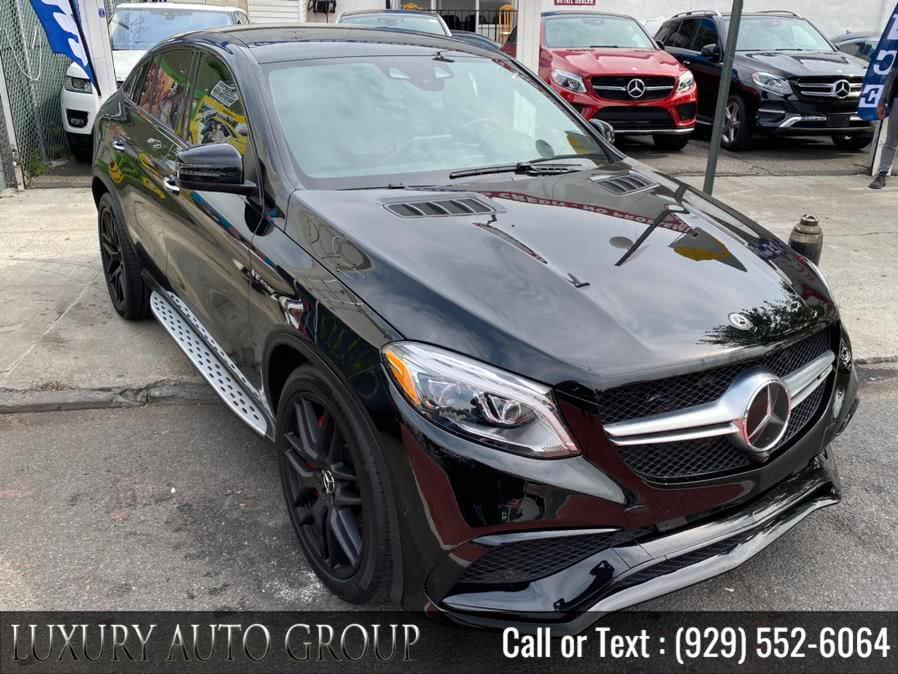 Used 2017 Mercedes-Benz GLE in Bronx, New York | Luxury Auto Group. Bronx, New York