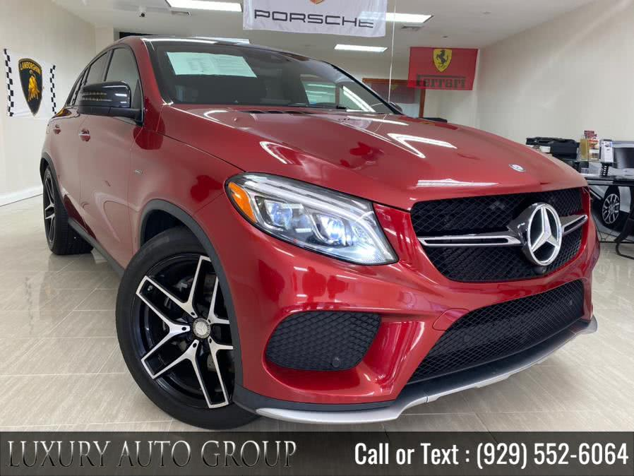 Used 2016 Mercedes-Benz GLE in Bronx, New York | Luxury Auto Group. Bronx, New York