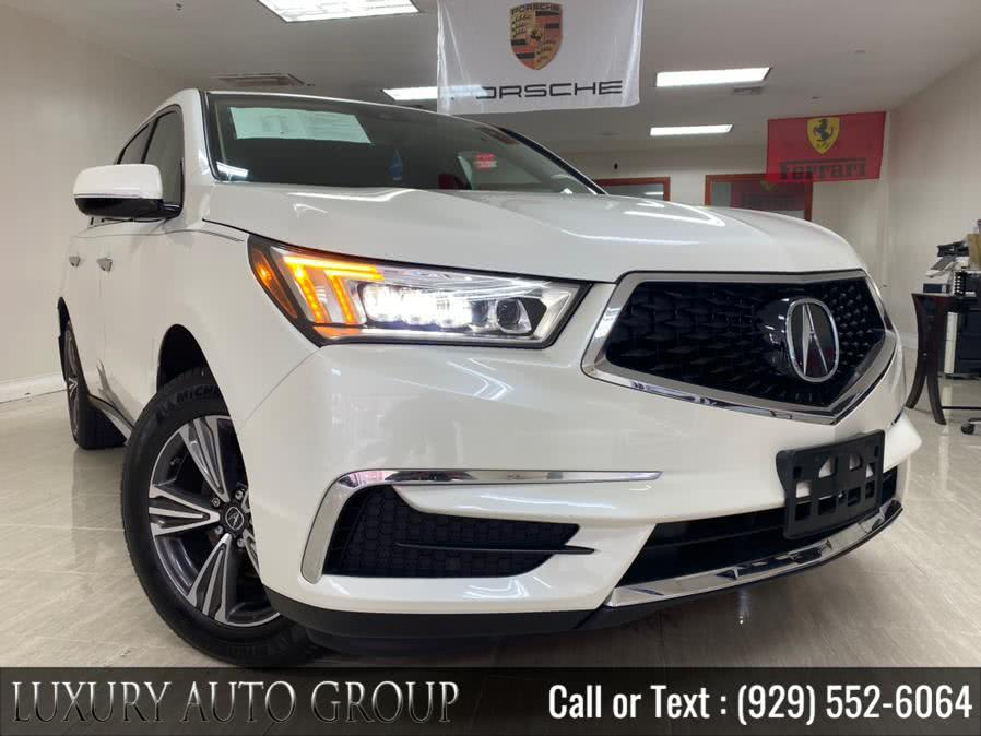 Used 2017 Acura MDX in Bronx, New York | Luxury Auto Group. Bronx, New York