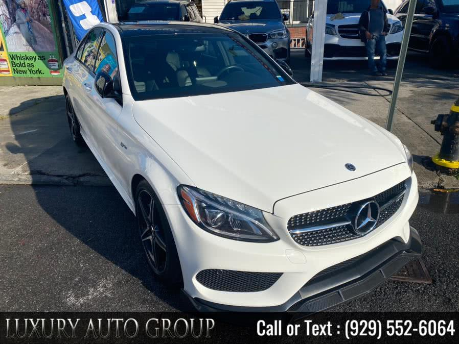 Used 2018 Mercedes-Benz C-Class in Bronx, New York | Luxury Auto Group. Bronx, New York