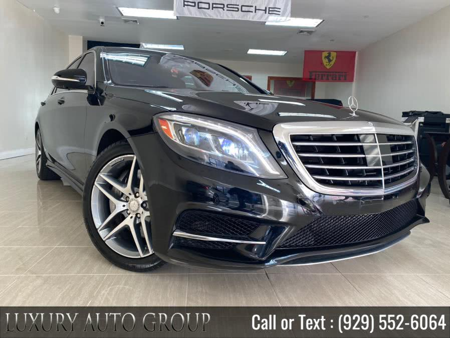 Used 2015 Mercedes-Benz S-Class in Bronx, New York | Luxury Auto Group. Bronx, New York
