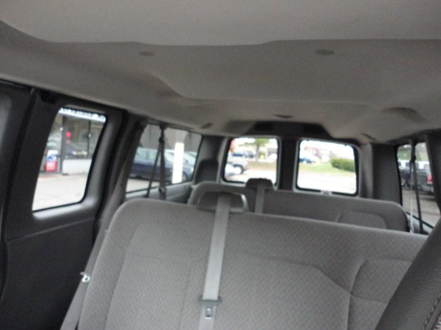 "Used Chevrolet Express Passenger RWD 1500 135"" LS 2014   International Motorcars llc. Berlin, Connecticut"