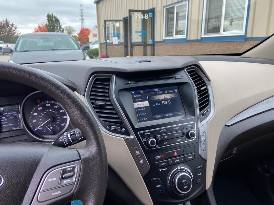 Used Hyundai Santa Fe Sport 2.4L Auto AWD 2017 | Century Auto And Truck. East Windsor, Connecticut