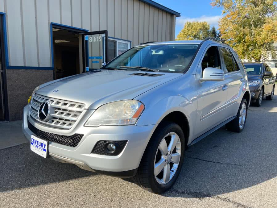Used Mercedes-Benz M-Class 4MATIC 4dr ML350 2011 | Century Auto And Truck. East Windsor, Connecticut