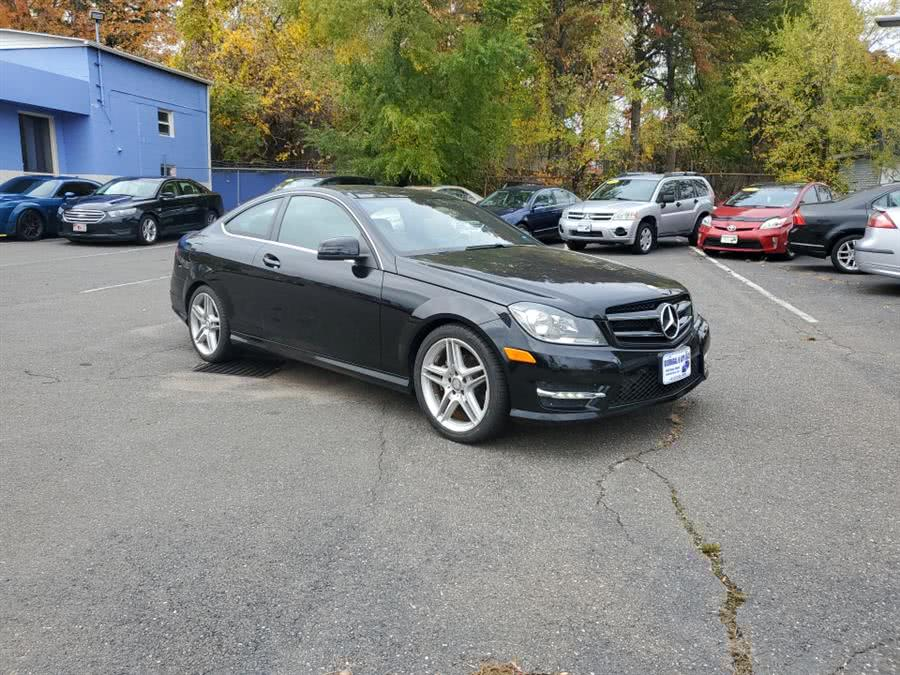 Used 2014 Mercedes-Benz C-Class in Springfield, Massachusetts | Bournigal Auto Sales. Springfield, Massachusetts