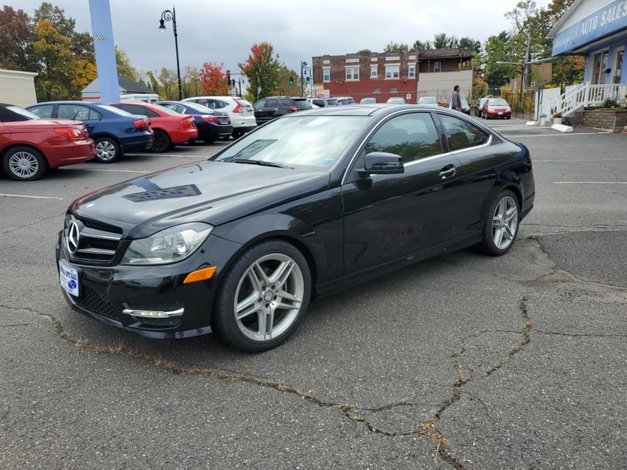 Used Mercedes-Benz C-Class 2dr Cpe C250 RWD 2014 | Bournigal Auto Sales. Springfield, Massachusetts