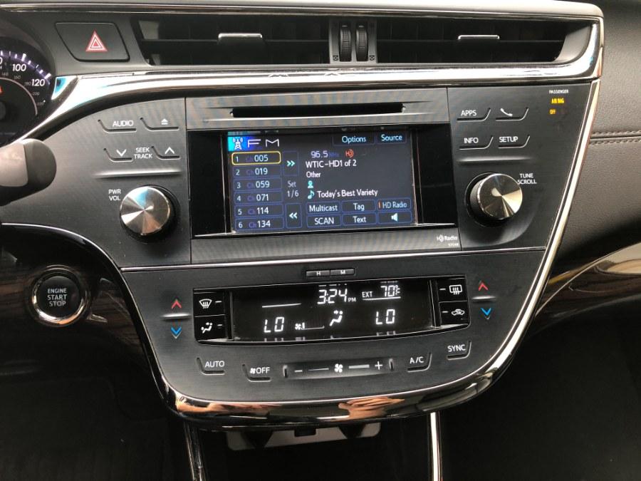 Used Toyota Avalon 4dr Sdn XLE (Natl) 2014   Bristol Auto Center LLC. Bristol, Connecticut