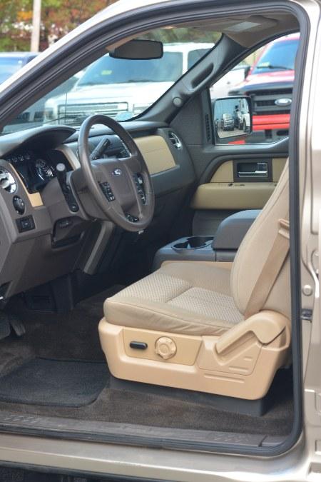 "Used Ford F-150 4WD SuperCrew 145"" XLT 2014 | New Beginning Auto Service Inc . Ashland , Massachusetts"